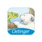 Little Polar Bear, where are you going?  - By Hans de Beer (App)