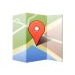 Tab for Google Maps & offline map (App)