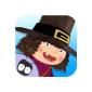 The little witch in school (App)