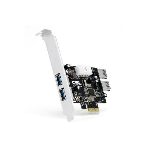 Runs on Linux Ubuntu | Review of CSL - USB 3 0 PCI Express